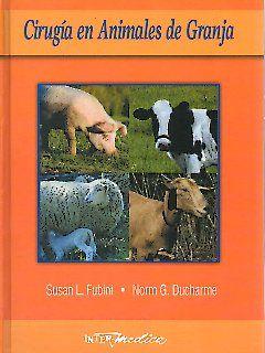 Cirugía en animales de granja