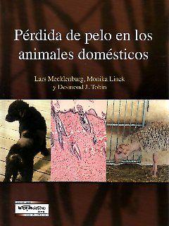 Pérdida de pelo en los animales domésticos