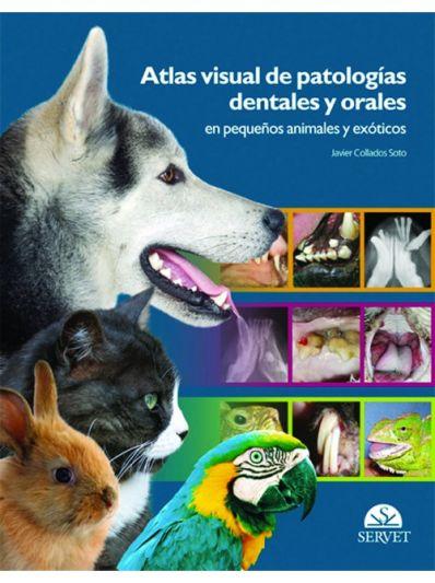 Atlas visual de patologías dentales y orales en pequeños animales