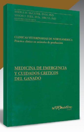 CVNA - Medicina de emergencia y cuidados criticos del ganado