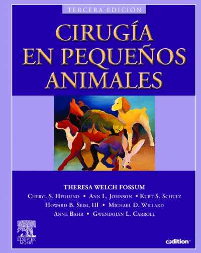 Cirugía en pequeños animales
