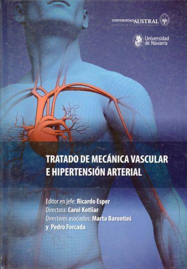 Tratado de mecánica vascular e hipertensión arterial