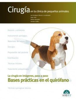 Bases prácticas en el quirófano Cirugía en la clínica de pequeños animales