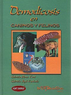 Demodicosis en caninos y felinos
