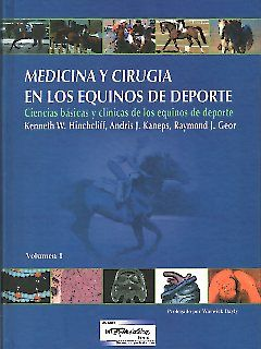 Medicina y cirugía en los equinos de deporte