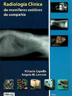 Radiología clínica de mamíferos exóticos de compañia