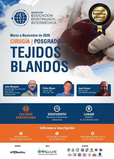 Posgrado en cirugia de tejidos blandos