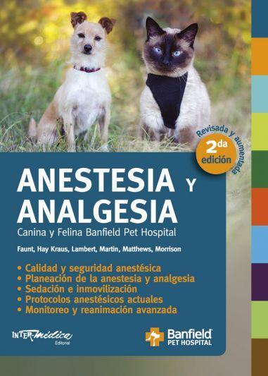 ANESTESIA y ANALGESIA Canina y Felina